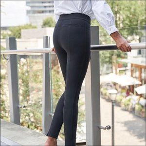 New! SPANX Perfect Black Pant Ankle Backseam